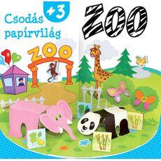 Csodás papírvilág – Zoo, fig. 1