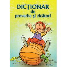 Dicționar de proverbe şi zicători, fig. 1