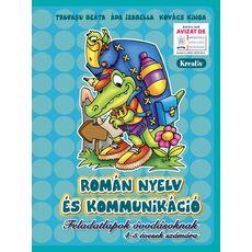 Román nyelv és kommunikáció (4-5 évesek számára), fig. 1