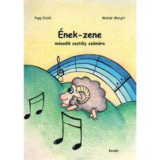 Ének-zene – Második osztály, fig. 1