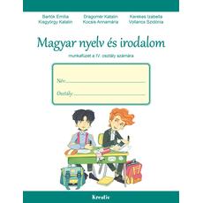 Magyar nyelv és irodalom munkafüzet a 4. osztály számára, fig. 1