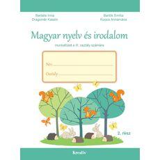 Magyar nyelv és irodalom munkafuzet a 3. osztály számára - II. rész, fig. 1