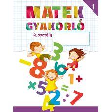 Matek gyakorló - Matematika gyakorlófüzet a IV. osztály számára - I. rész, fig. 1