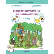 Magyar anyanyelvi kommunikáció - Tankönyv az első osztály számára (nyomtatott és digitális) – I. és II. rész, fig. 1