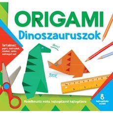 Origami – Dinoszauruszok, fig. 1