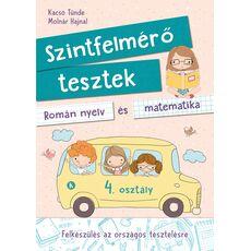 SZINTFELMÉRŐ TESZTEK - ROMÁN NYELV ÉS MATEMATIKA, fig. 1