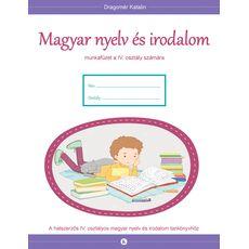 MAGYAR NYELV ÉS IRODALOM - munkafüzet a 4. osztály számára, fig. 1