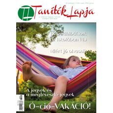 Tanítók Lapja VII. évfolyam. 3. (24.) szám. 2019 június, fig. 1