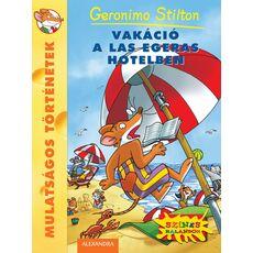 Geronimo Stilton – Vakáció a Las Egeras Hotelben, fig. 1