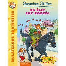 Geronimo Stilton – Az élet egy rodeó!, fig. 1