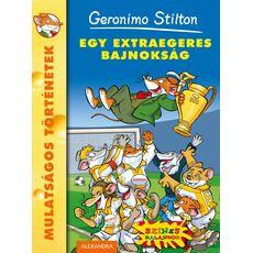 Geronimo Stilton – Egy extraegeres bajnokság, fig. 1
