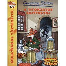 Geronimo Stilton - A titokzatos sajttolvaj, fig. 1