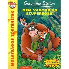 Geronimo Stilton – Nem vagyok én szuperegér!, fig. 1