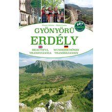 Gyönyörű Erdély – 3 nyelvű album, fig. 1