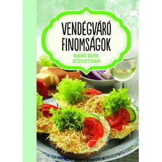 Vendégváró finomságok – Válogatott receptek, jegyzetelhető oldalak, fig. 1