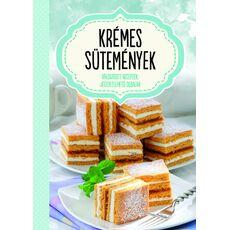 Krémes sütemények – Válogatott receptek, jegyzetelhető oldalak, fig. 1