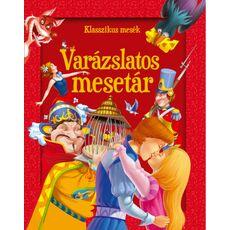 VARÁZSLATOS MESETÁR/ KLASSZIKUS MESÉK, fig. 1