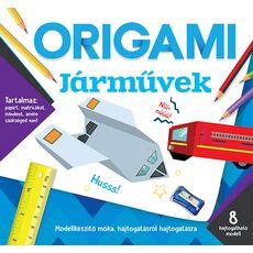 Origami – Járművek, fig. 1
